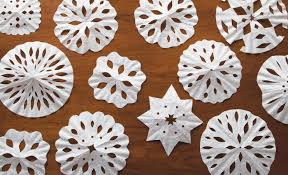 how to make designs on coffee diy coffee filter snowflakes lifestyle tips advice mom me