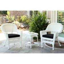 Wilson And Fisher Wicker Patio Furniture Wilson U0026 Fisher Charleston Resin Wicker 4 Piece Seating Set At
