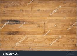 worn butcher block cutting board sits stock photo 50469856