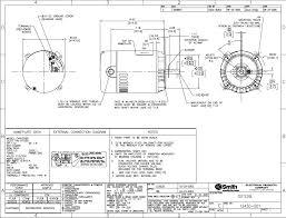 k1050 century 1 2 hp jet pump motor 115 230 vac 3450 rpm 56c