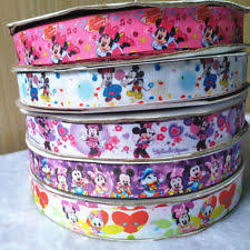 printed grosgrain ribbon printed ribbon ebay
