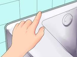 Sealant For Kitchen Sink by Seal Around Kitchen Sink