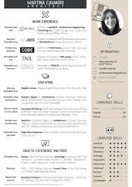 Sample Resume For Architecture Student by Cv Martina Camarri Architetto Cv Design Business Cards And Cv