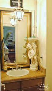 French Powder Room June 2014 Noble Vintage