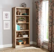 better homes and gardens crossmill bookcase better homes and gardens crossmill collection 5 shelf bookcase