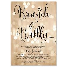 brunch bridal shower invitations brunch bubbly invitations bridal shower invitations digibuddha