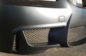 e60 5 series 1m5tech polypropylene bumper front