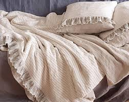Heavy Duvet Lace Bedding Etsy