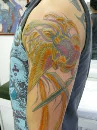 phoenix tattoos for men great ideas designs u0026 pictures