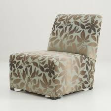Ikat Armchair Grey Upholstered Chair Slipper Chairs Leather Accent Arm Blue Ikat