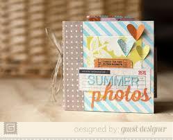 Thompson Products Inc Photo Albums 66 Best Minialbum Summer Images On Pinterest Mini Albums Mini