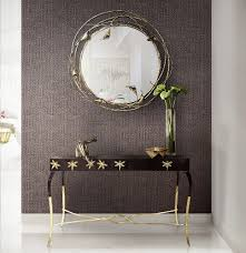 Hallway Mirrors 20 Glamourous Wall Mirrors For Your Hallway Design Inspirations