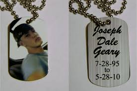 in loving memory dog tags sublimation conde systems 25 years expert experience