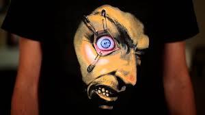 scary halloween shirts frantic moving eyeball shirt digital dudz 2013 youtube