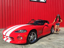 Dodge Viper 1999 - gallery mac u0027s movie cars orlando fl