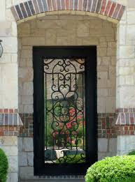 wrought iron doors gallery ornamental forged iron in dallas