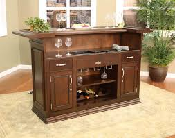 Hide A Bar Cabinet Bar Small Home Bars Awesome Bar Cabinet With Mini Fridge Back