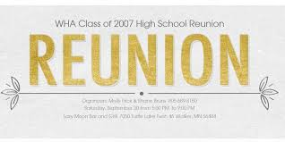 wha class of 2017 10 year high reunion tickets sat sep 30