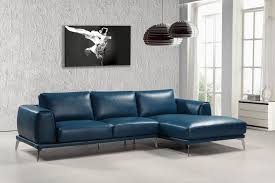 living room black modern sectional sofa with end table corner