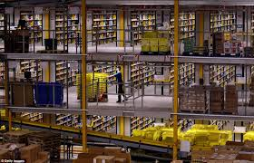 amazon black friday christmas tree black friday and cyber monday amazon warehouse gears up for