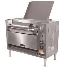 bun butterer apw m 83 vertical toaster 1600 bun halves hr w butter spreader