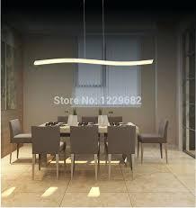 Led Dining Room Lights Led Dining Room Lighting Krepim Club