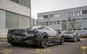 Ferrari 458 Black - black ferrari 458 italia by dmc 2 images black ferrari 458