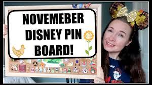 thanksgiving pin disney thanksgiving pin board my disney pin collection series