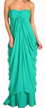 laundry by shelli segal laundry by shelli segal green aloe vera formal dress size 2
