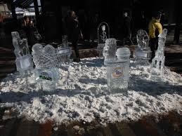 burlington vt church street ice sculptures a cool place to see