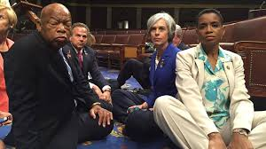 democrats gun control sit in after more than 24 hours on house