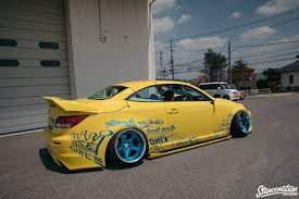 lexus is spotlight lexus is c by 326 power stancenation form
