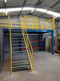 mezzanine floors perth warehouse mezzanine systems blue