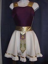 Princess Zelda Halloween Costume Zelda Costume Ebay