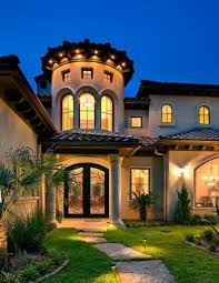 One Story Homes Tuscan Home Exterior Phenomenal Tuscan Style One Story Homes