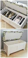 Plans To Build A Storage Bench by How To Build A File Storage Bench To Stow Away Your Paper Clutter