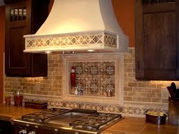 kitchen tile backsplash ideas dark brown wooden painted minimalist