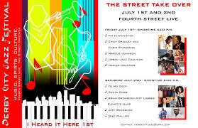 Cunningham Overhead Door Louisville Ky by Derby City Jazz Festival U201cthe Street Takeover U201d U2013 Tickets U2013 4th