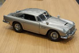 old aston martin james bond sold model car james bond 007 aston martin db5 by eaglemoss