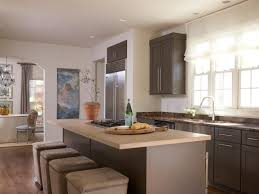 white glass backsplash tiles light wood countertops neutral