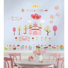 10 in x 18 in always kiss me goodnight 11 piece peel and stick 10 in x 18 in happi cupcake land 56 piece peel and