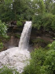 Mississippi waterfalls images Minnehaha falls jpg