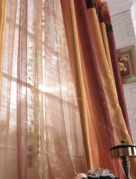 style curtains in simple but modern design for blackout feature