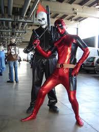 ghost rider cosplay he geek she geek