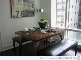 Dining Room Sets For Small Spaces 15 Appealing Small Dining Room Ideas Home Design Lover