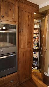 hickory kitchen cabinet design ideas forever cabinets rustic hickory kitchen