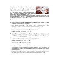 pagos a cuenta y retenciones del impuesto a la renta por caso práctico de giro recibos por honorarios