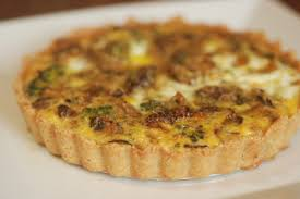 cuisine ch麩e 綠色日 素蛋批 不含麩質 gluten free vegetarian quiche
