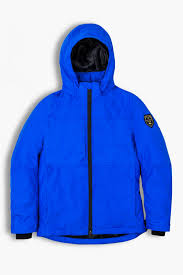 the bison sport jacket united by blue