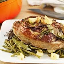 cuisine gigot d agneau recette gigot d agneau à l ail